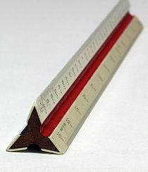 三角スケール